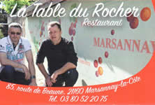 Restaurant le Rocher